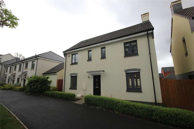 4 Bedrooms Detached House for sale in Oxleigh Way, Stoke Gifford, Bristol, BS34