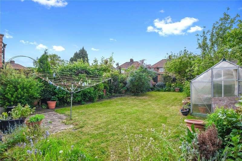 4 Bedrooms Semi Detached House for sale in Derek Avenue, Wembley, HA9