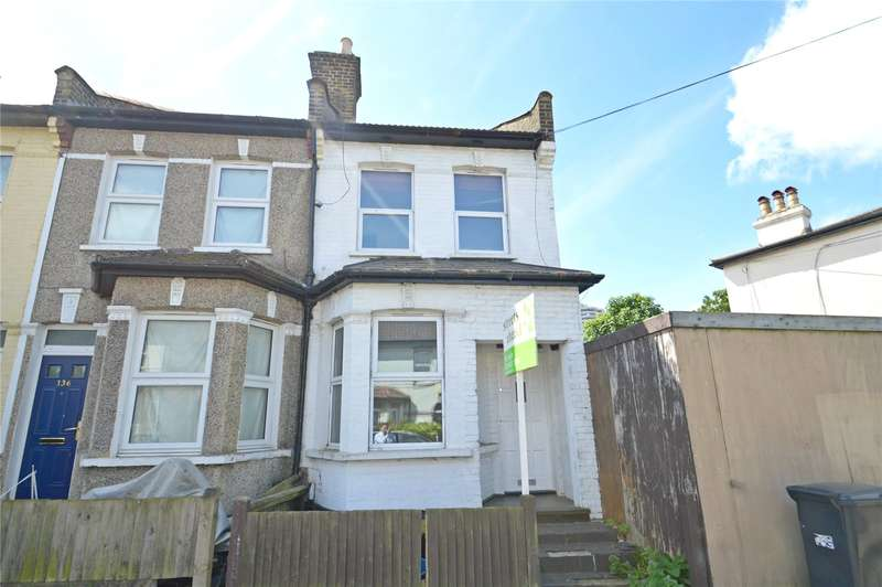 3 Bedrooms End Of Terrace House for sale in Oval Road, East Croydon