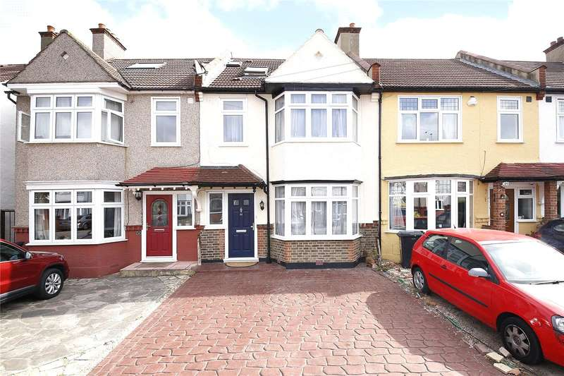 4 Bedrooms Terraced House for sale in Wydehurst Road, Croydon