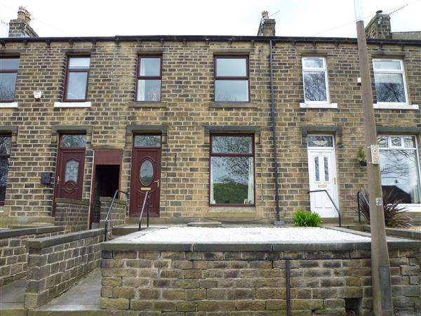 3 Bedrooms Terraced House for sale in Royds Avenue, Linthwaite, Huddersfield