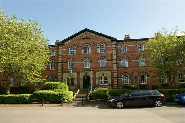 2 Bedrooms Flat for sale in Northgate Lodge