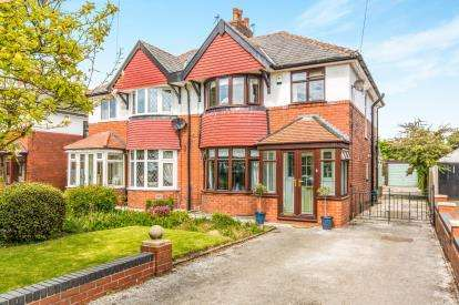 3 Bedrooms Semi Detached House for sale in Bury New Road, Breightmet, Bolton, Greater Manchester, BL2