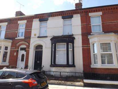3 Bedrooms Terraced House for sale in Ireton Street, Walton, Liverpool, Merseyside, L4