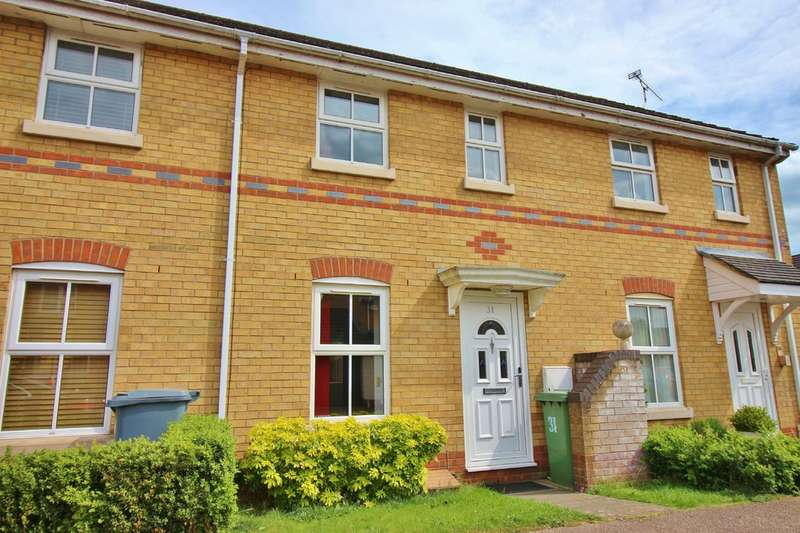2 Bedrooms End Of Terrace House for sale in Old Warren, Norwich