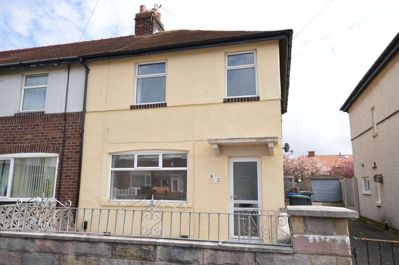 3 Bedrooms End Of Terrace House for sale in Edgeway Road, South Shore