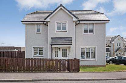 3 Bedrooms Detached House for sale in Herbison Crescent, Shotts