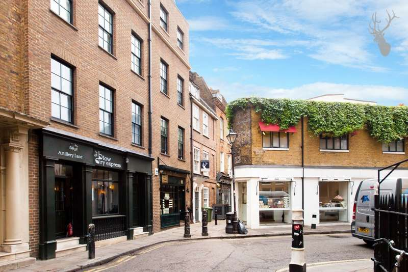 4 Bedrooms House for sale in Artillery Passage, Spitalfields, E1