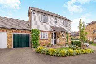 3 Bedrooms Detached House for sale in The Old Bailey, Harrietsham, Maidstone, Kent