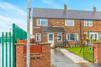 4 Bedrooms Semi Detached House for sale in Shropshire Avenue, Stockport, Greater Manchester, Brinnington
