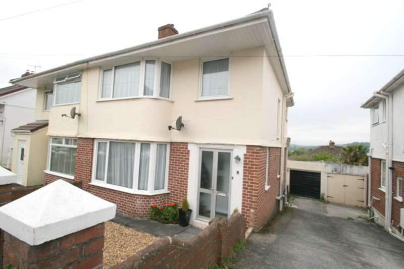 3 Bedrooms Semi Detached House for sale in St Margarets Road, Plympton