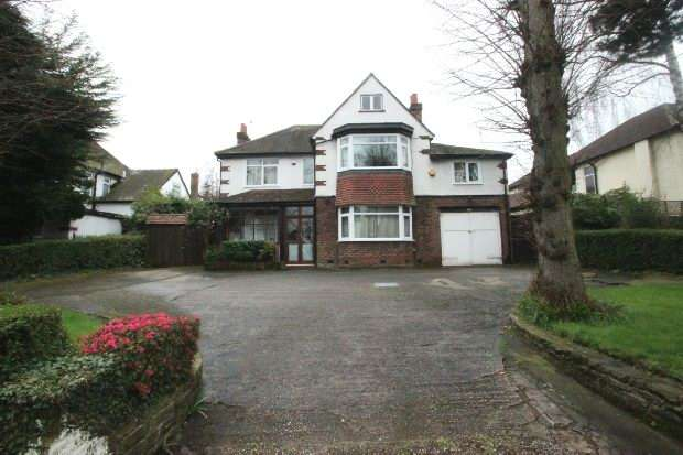 7 Bedrooms Detached House for sale in Brooklands Road, Manchester