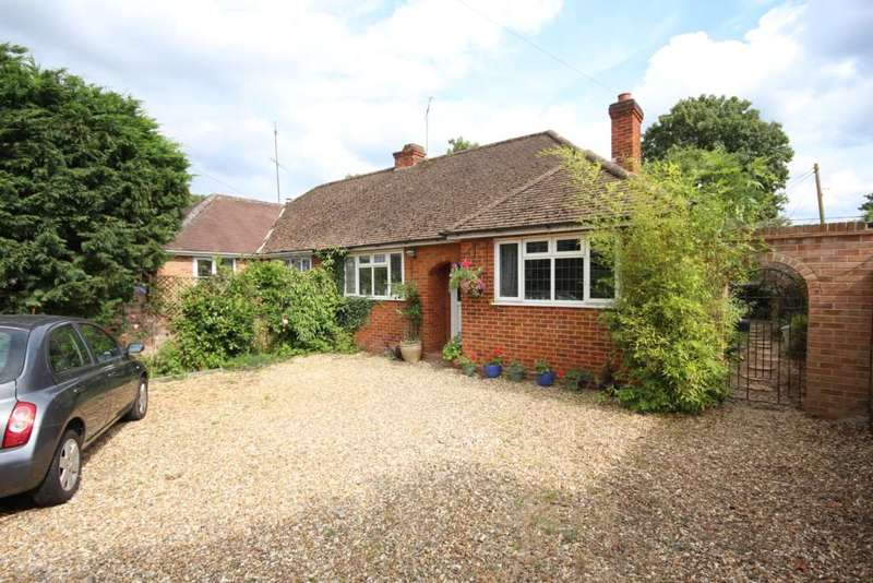 4 Bedrooms Bungalow for sale in Meadow Way, Bracknell