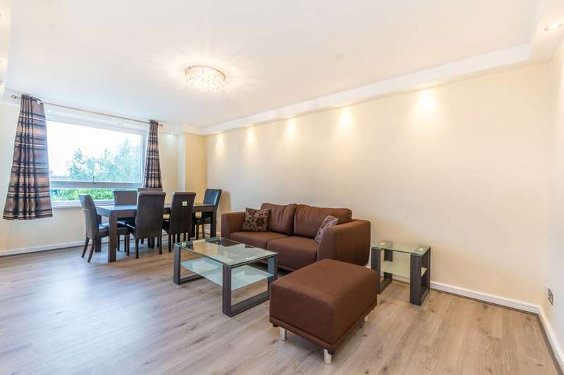 1 Bedroom Flat for sale in The Water Gardens, Hyde Park Estate, W2