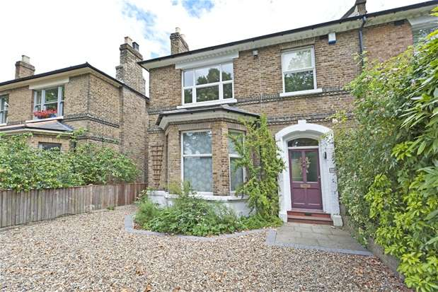 4 Bedrooms Semi Detached House for sale in Croxted Road, Dulwich