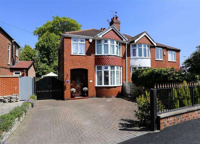 3 Bedrooms Semi Detached House for sale in Ludlow Road, Offerton, Stockport