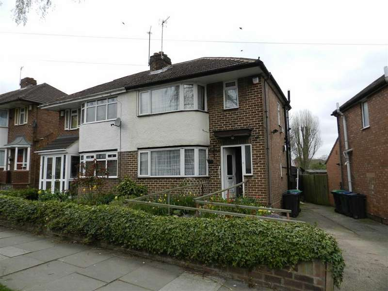 3 Bedrooms Semi Detached House for sale in Maple Drive, Walsall, West Midlands
