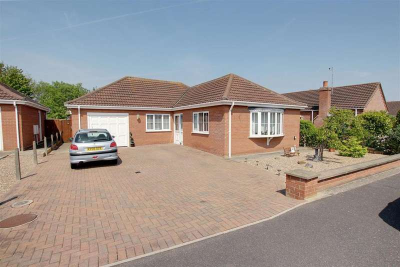 3 Bedrooms Detached Bungalow for sale in 3 Tothby Meadows, Alford