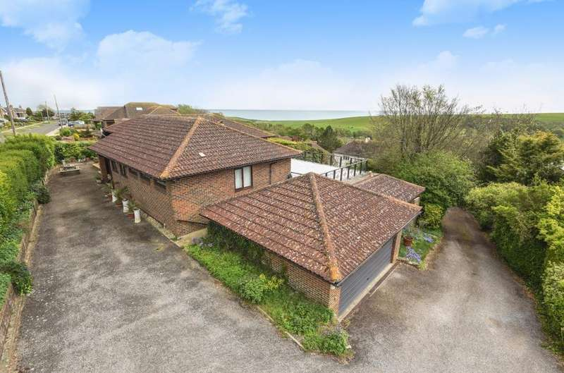 4 Bedrooms Detached House for sale in Longhill Road Ovingdean East Sussex BN2