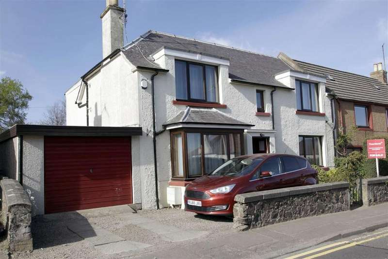 3 Bedrooms Semi Detached House for sale in Low Road, Auchtermuchty