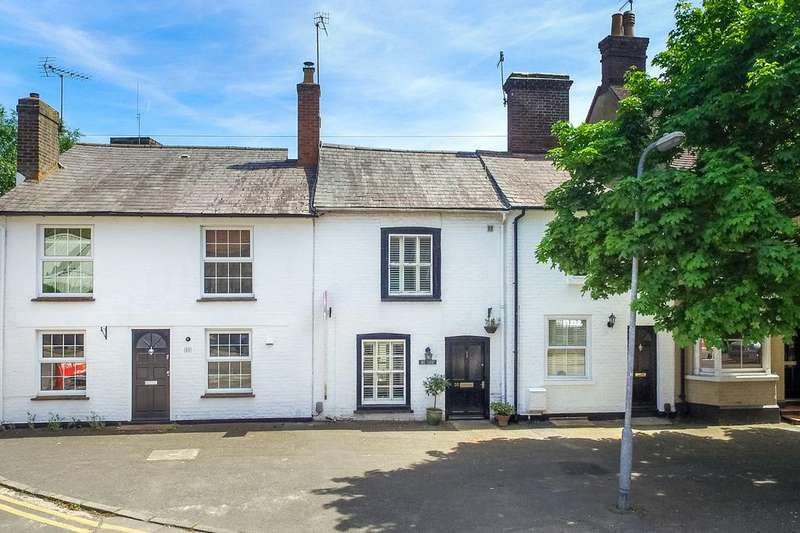 2 Bedrooms Terraced House for sale in Castle St, Berkhamsted HP4