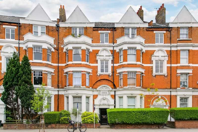 2 Bedrooms Flat for sale in Askew Mansions, Askew Road, London