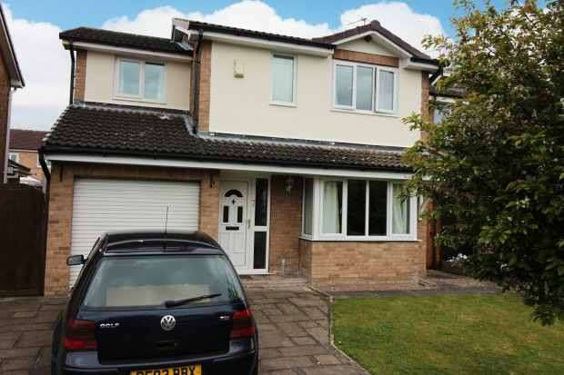 4 Bedrooms Detached House for sale in Thornton Moor Close, York, North Yorkshire, YO30 4UX