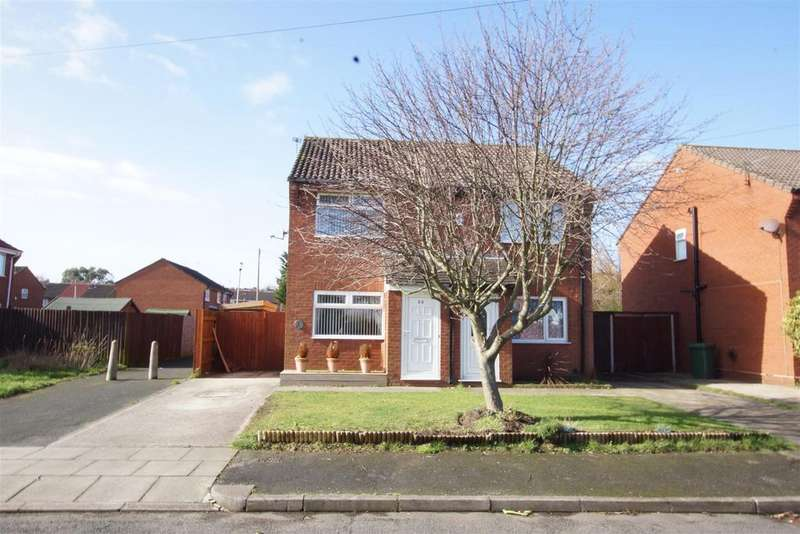 2 Bedrooms Semi Detached House for sale in Molyneux Drive, Wallasey CH45 1JT