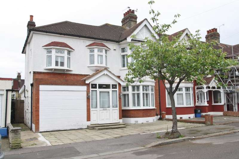4 Bedrooms Semi Detached House for sale in HASTINGS AVENUE, BARKINGSIDE