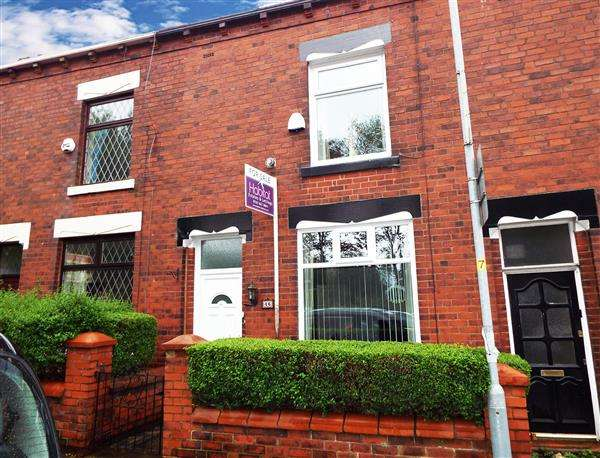 2 Bedrooms Terraced House for sale in Clarksfield Road, Oldham