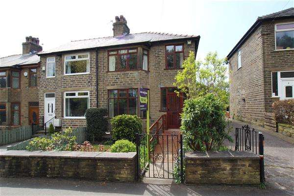 3 Bedrooms End Of Terrace House for sale in Paddock Lane, Highroad Well, Halifax