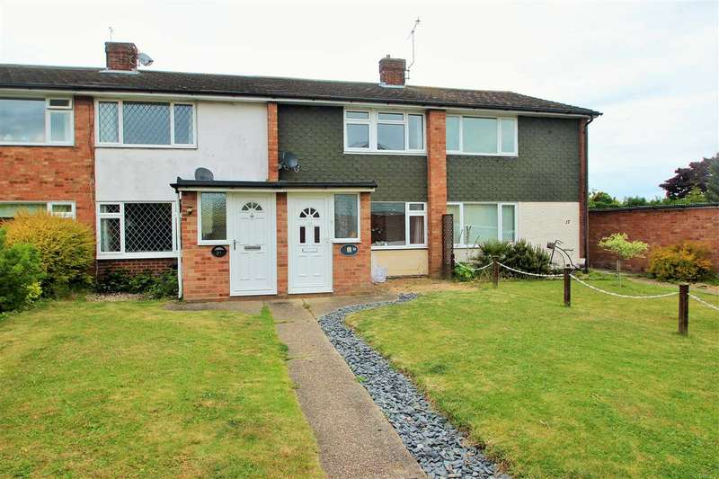 2 Bedrooms Terraced House for sale in Bijou Close, Tiptree, Colchester
