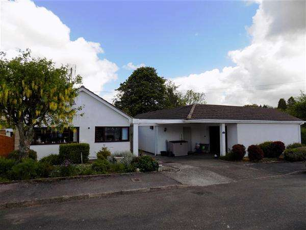 4 Bedrooms Bungalow for sale in Larkspur Close, Templeton, Narberth