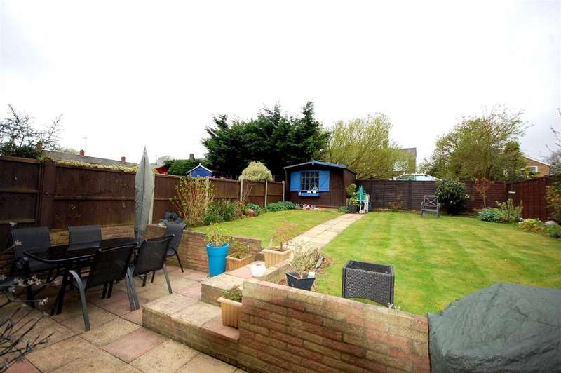 3 Bedrooms End Of Terrace House for sale in Travellers Lane, Hatfield