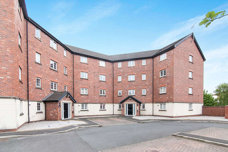 1 Bedroom Flat for sale in Giants Seat Grove, Swinton, Manchester, M27