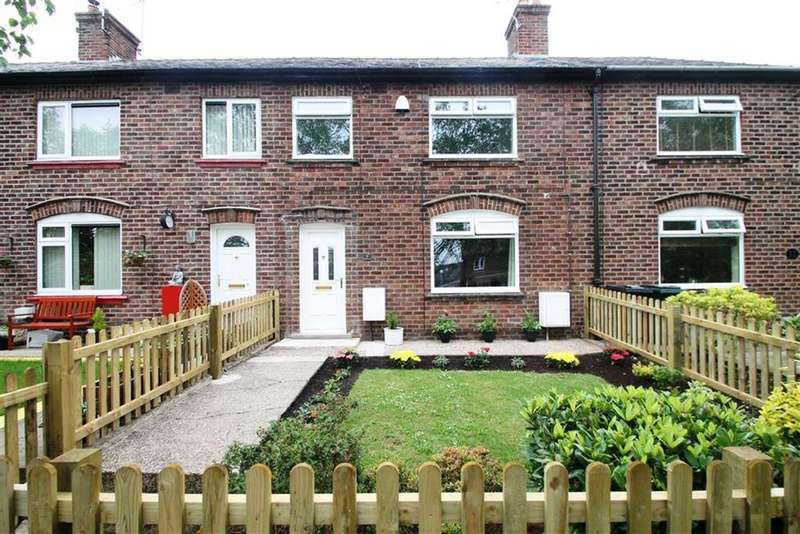 3 Bedrooms Terraced House for sale in Heath Lane, Boughton