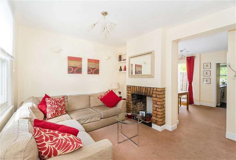 2 Bedrooms Terraced House for sale in Ebury Road, Watford, Hertfordshire