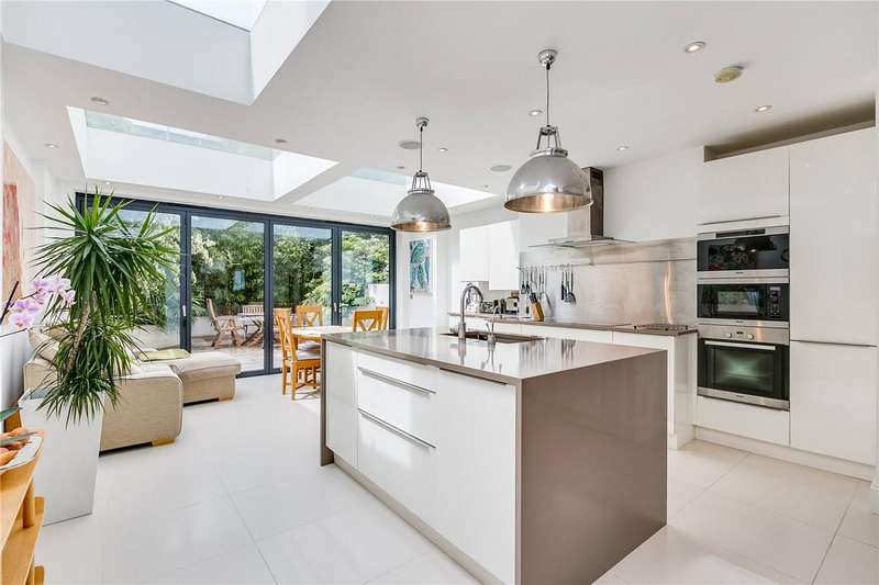 7 Bedrooms Terraced House for sale in Radipole Road, Parsons Green