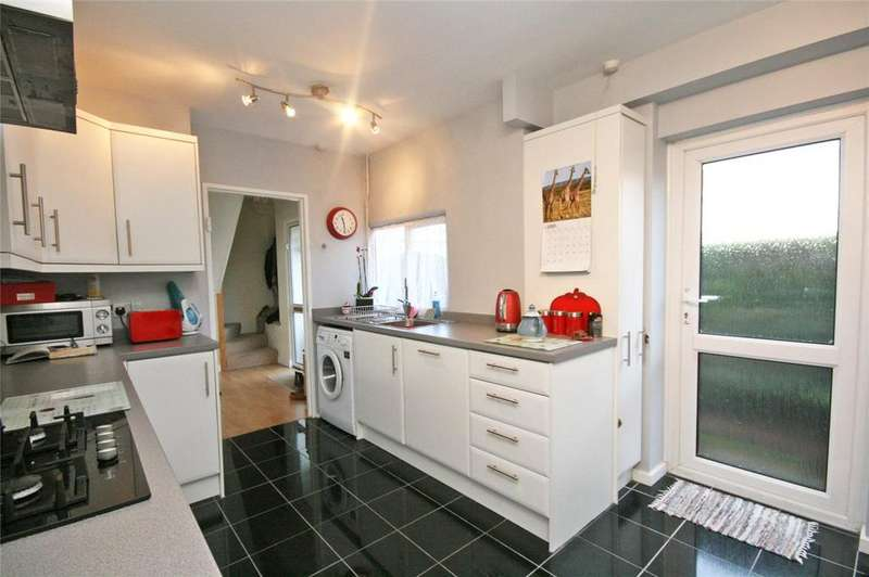 3 Bedrooms Terraced House for sale in Carve Ley, Welwyn Garden City, Hertfordshire