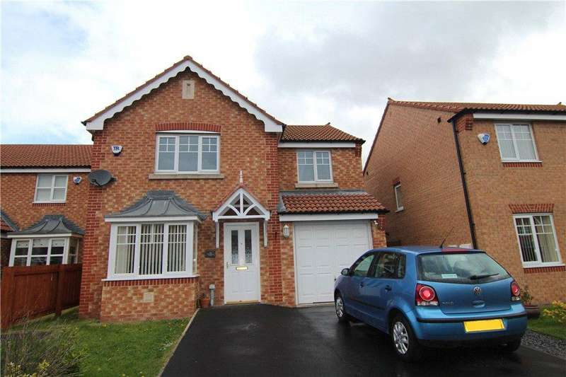4 Bedrooms Detached House for sale in Cottingham Grove, Thornley, Con Durham, DH6