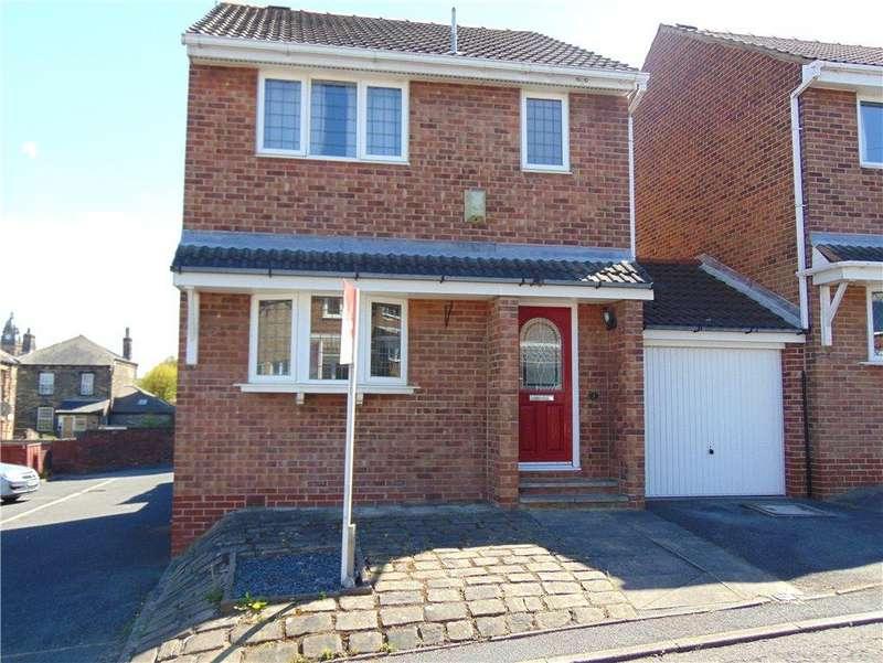 3 Bedrooms Link Detached House for sale in Cobden Mews, Morley, Leeds