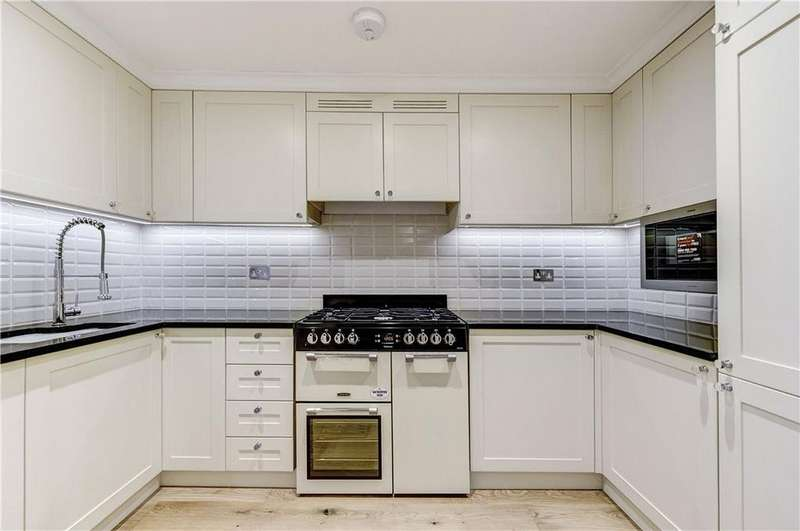 2 Bedrooms Flat for sale in Collingham Road, Earl's Court, London, SW5