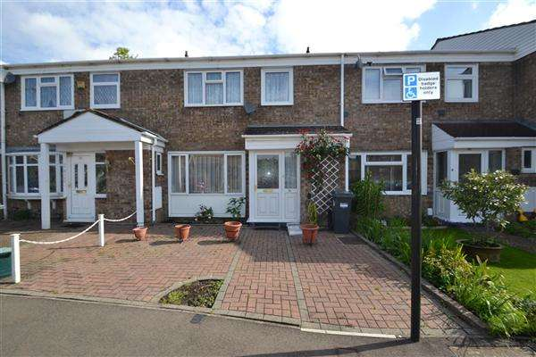 3 Bedrooms Terraced House for sale in Nursery Close, Feltham