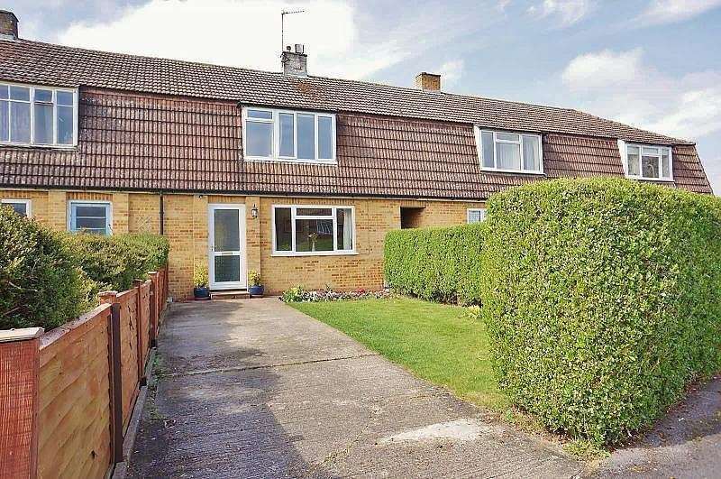 3 Bedrooms Terraced House for sale in Compton Drive, Abingdon-on-Thames, OX14