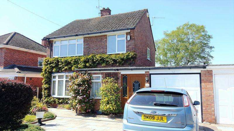 3 Bedrooms Detached House for sale in Alistair Drive, Bromborough