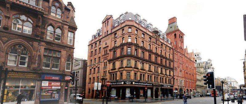 2 Bedrooms Apartment Flat for rent in Dale Street, Liverpool