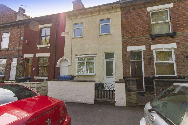3 Bedrooms Terraced House for sale in STOCKBROOK STREET, DERBY