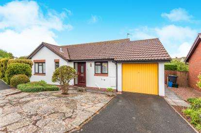 2 Bedrooms Bungalow for sale in Budleigh Salterton, Devon