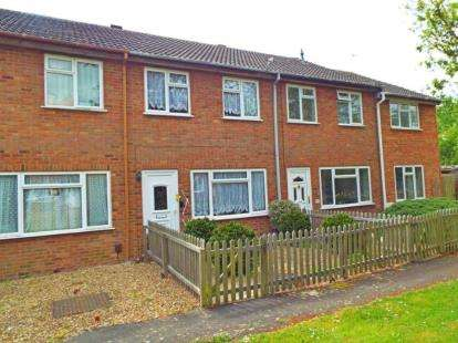 2 Bedrooms Terraced House for sale in Hughenden Green, Aylesbury