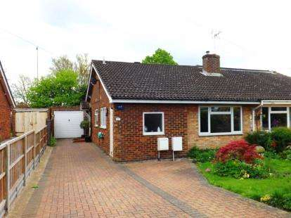 Bungalow for sale in Holme Court Avenue, Biggleswade, Bedfordshire